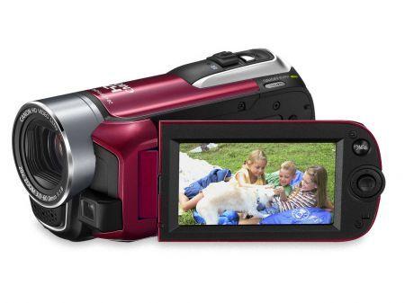 Canon LEGRIA HF R: videocamera Full HD come regalo di Natale