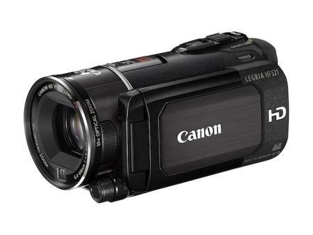 Canon LEGRIA HF S21: videocamera digitale per lui come regalo di Natale