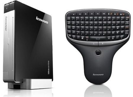 Natale 2011: Lenovo IdeaCenter Q180, il regalo che porta il cinema in salotto