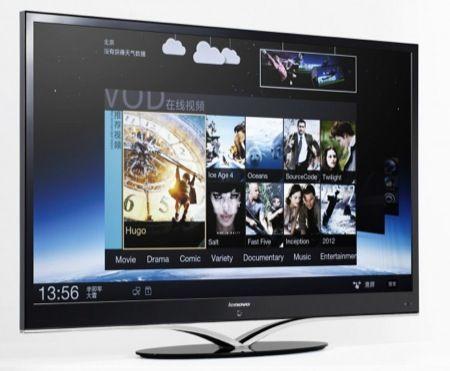 CES 2012: Lenovo K91 Smart TV, il primo televisore con Ice Cream Sandwich