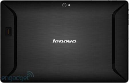 Lenovo, prima foto del nuovo tablet con Nvidia Kal-El e Android 4.0