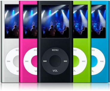 lettori mp3 apple