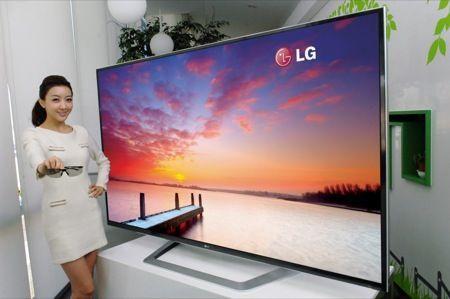 CES 2012: LG 3D Ultra Definition, arriva il televisore da 84 pollici
