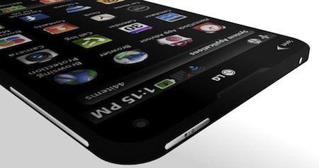 MWC 2012: LG presenterà i nuovi smartphone P700 e P880