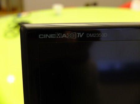 LG DM 2350, TV 3D ad alte prestazioni - 5