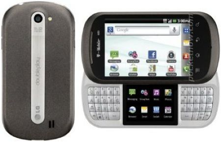 LG DoublePlay, con doppio display touch e tastiera QWERTY