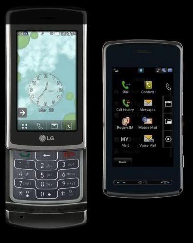 LG-GU920 e LG830: la serie V da LG