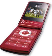 LG HB620: smartphone DVB-H con uscita TV