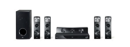 Regali di Natale 2011: Home Theatre LG HX906SX porta il cinema in salotto