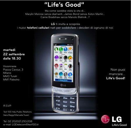 LG invito