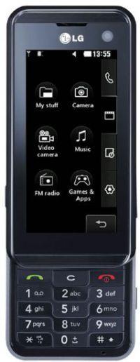LG KF700, cellulare multimediale in Europa