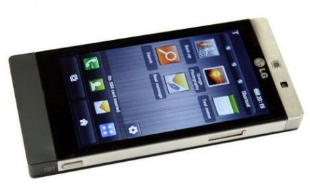 LG Mini GD880 ufficiale e prima foto al MWC 2010