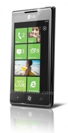 LG Miracle, un nuovo Windows Phone in arrivo per il MWC 2012
