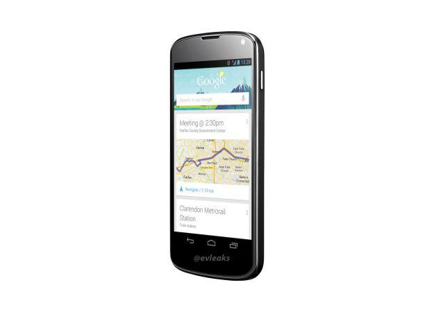 LG Nexus 4, prima foto ufficiosa e dettagli tecnici