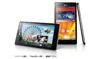 LG Optimus 4X HD, arriva un nuovo smartphone con Nvidia Tegra 3