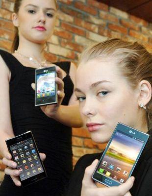 LG Optimus L3, L5 e L7, infornata di smartphone per il MWC 2012