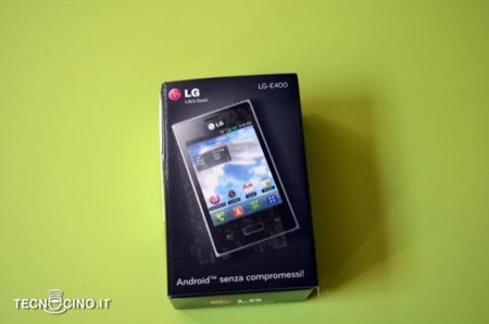 LG Optimus L3, recensione del nuovo Android entry level