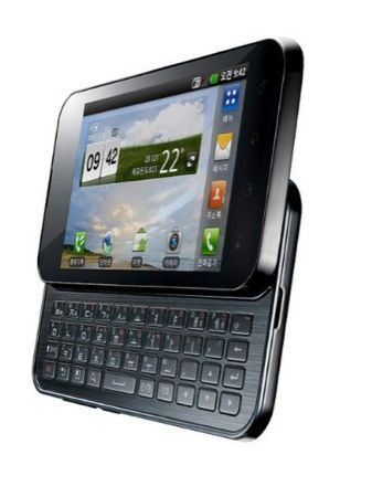 LG Optimus Q2 con tastiera QWERTY slide