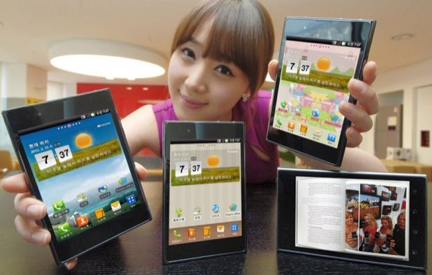 LG Optimus Vu, forse gi in preparazione la seconda generazione