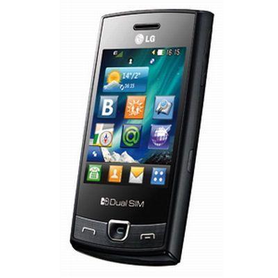LG P520: cellulare Dual Sim con schermo touchscreen