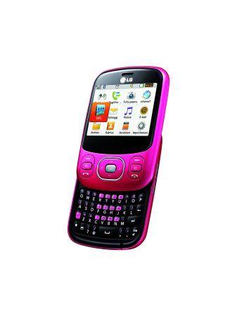 LG Phard: cellulare glamour con tastiera QWERTY tutto al femminile