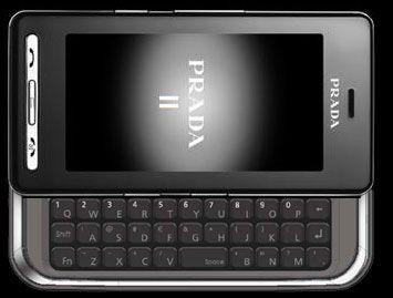 LG Prada II: le caratteristiche tecniche in anteprima