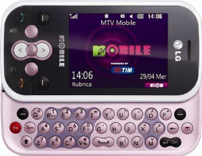 LG Tribe MTV Mobile in promozione a 109 euro