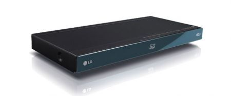 LG DVD 3D BX580: lettore Blu-Ray 3D come idea Natale