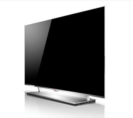 LG TV OLED da 55 pollici: grande, leggero e sottile appena 4 mm