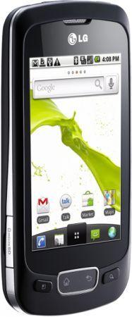 LG Optimus One: smartphone pratico e moderno come regalo di Natale