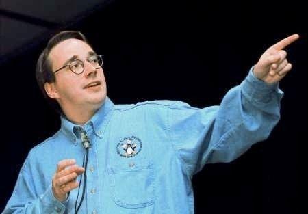 Il creatore di Linux, Linus Torvalds vince il nobel per la tecnologia