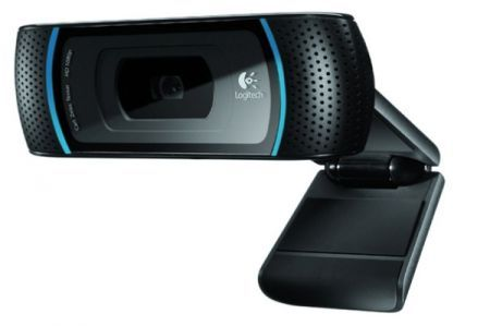 Logitech HD Pro Webcam C910: webcam compatibile con Mac