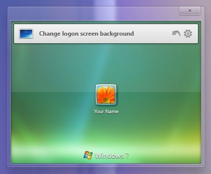 Logon Screen Changer
