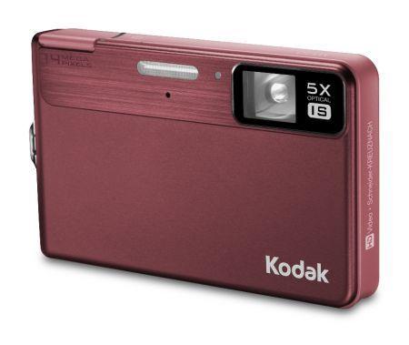 Kodak Easyshare M590: fotocamera trendy e pratica come idea regalo