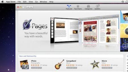 L'Apple Mac App Store aprirà il 6 Gennaio 2011