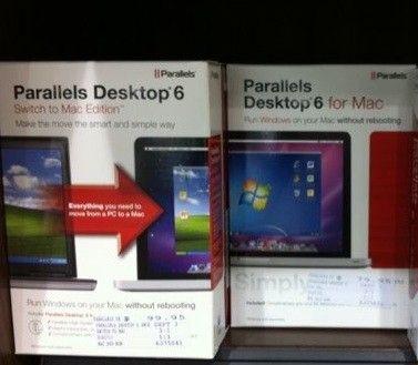 Parallels Desktop 6 per Mac