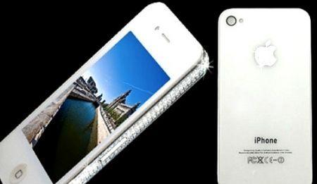iPhone 4 Diamond Edition: versione lussuosa del melafonino