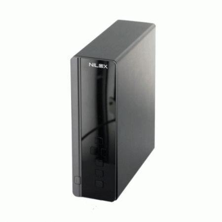 Nilox MHD0311ER: media player e hard disk tutto in uno per Natale