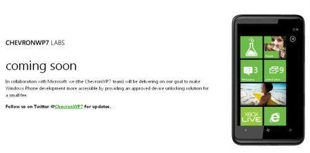 Microsoft autorizza sblocco Windows Phone 7 con jailbreak ChevronWP7 Labs
