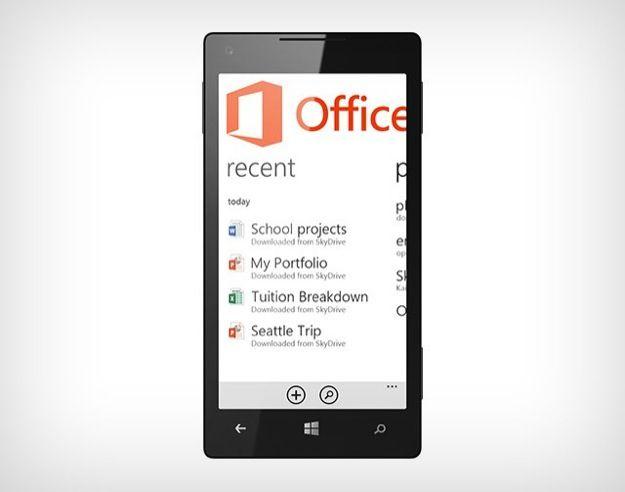 Microsoft Office Mobile per Android e iOS in arrivo, nuovi dettagli