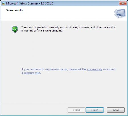Microsoft Safety Scanner: ripulire il proprio pc dai virus all'occorrenza