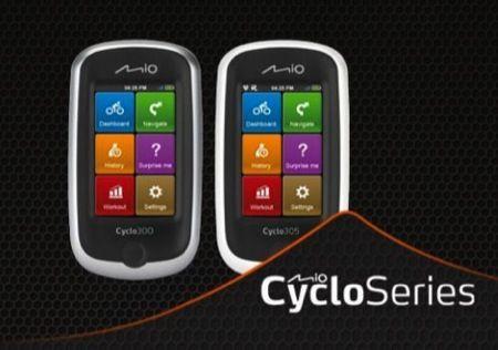 Mio Cyclo 300 e 305, il GPS a portata di bicicletta
