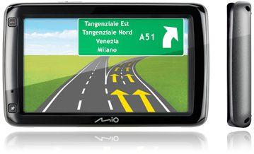 Navigatori GPS Mio: 5 nuovi modelli della serie Spirit per ogni esigenza
