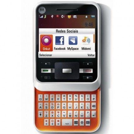 Motorola A45 Murano Motocube: ecologia ed ambiente