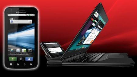 Motorola Atrix in Italia con TIM a fine Luglio 2011 a 599 euro
