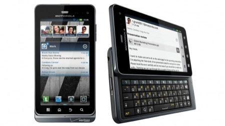Motorola Droid Milestone 4, forse in arrivo per l'8 dicembre negli USA