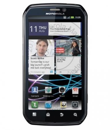 Motorola Photon 4G: Android smartphone WiMax