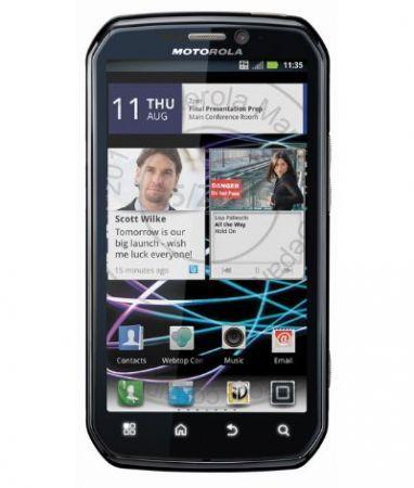 Motorola Photon 4G: Android smartphone WiMax