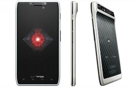 Motorola RAZR, annunciata ufficialmente anche la versione bianca