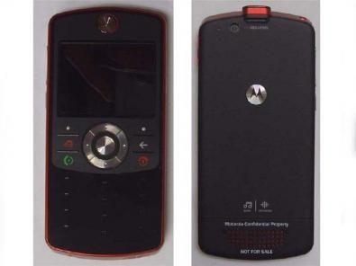 Motorola ROKR EM30 passa al vaglio del FCC